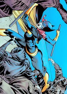 Batgirl in Birds of Prey #30 (2014)