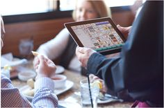 What's on the Analytics Menu for the Restaurant Business?