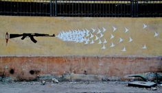 Islamic State graffiti replace with delightful murals by Mosul activists Nineveh: With Islamic State militants expelled by government forces from the majority of the province of Nineveh, Iraqi activists are seeking to replace marks of the extremist group's reign of gloom with hope through delightful paintings. #InternationalAffairs #Iraq #Iraqnews #IRAQINEWS #ISIS #IslamicState #Mosul #Statemilitants