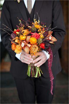 Erstaunliche Brautstrauß Ideen im Herbst