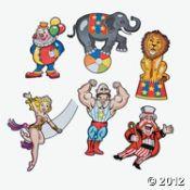 Carnival Cutouts