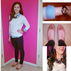 Monogram Meredith: Making the most out of your college visit