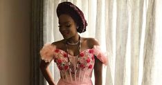 The trendy Asoebi fashion styles at the moment. Aso Ebi, Fashion Styles, Ms, Cold Shoulder Dress, In This Moment, Fashion, Clothing Styles