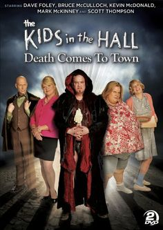 The Kids in the Hall: Death Comes To Town DVD ~ Dave Foley, http://www.amazon.com/dp/B004J713LA/ref=cm_sw_r_pi_dp_KkkHqb0VB9KXN