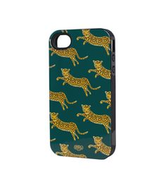 Leopard Protective iPhone Cover