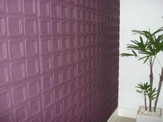 Lar Doce Ana: Dica de Revestimento: Forro de parede Forrorama