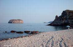 Lakonia-Greece,looking at cliffislet DASKALIO