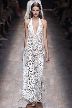 Via:LuckyMagazine The 55 Most Wedding-Worthy Gowns From The Spring 2015 Runways