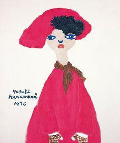 「暮しの手帖」は、創刊号から花村さんが心筋梗塞で逝去される直前の2世紀53号まで、花村さんが編集長をつとめ、表紙もすべて花村さんの手によるものでした。