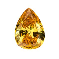 Yellow Orange Diamond