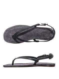 c49893cfef86 Lanvin leather sandals mens style Men Sandals