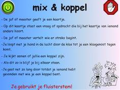 Mix en koppel Becoming A Teacher, Cooperative Learning, Social Skills, Classroom, Teaching, Education, Net, Drama, Website