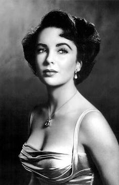 "Elizabeth Taylor. Yet another must-see film for her:  Who's Afraid of Virginia Woolf?  Amazing, ""ugly"" performance. 1966."