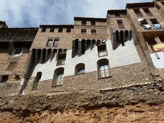 Casas colgadas - Tarazona (España)