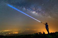 Milky way by Wichian Duangsri on 500px