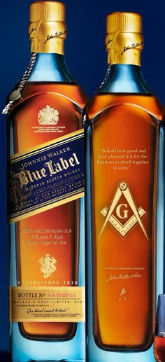 Johnnie Walker Freemason Edition