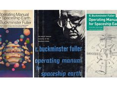 Inaugural Bucky Fuller Web-Based Reading Group Announced