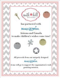 Make A Wish Partnership!
