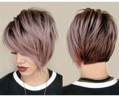 28 Short Haircut Color Ideas For 2019 ,  Here are 28 short haircuts and color ideas for 2019 these haircuts that you can find below. All you need is to check them and choose which one you lik... , Hair Color