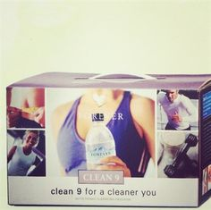 Forever Living - Clean 9 Pack