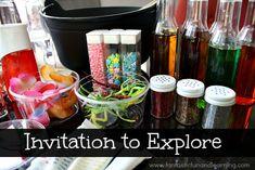 Invitation to Explore
