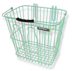 Basil Milk bottle bike basket