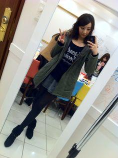 again…の画像 | 藤江れいなオフィシャルブログ「Reina's flavor」 http://ameblo.jp/reina-fujie/entry-11419745178.html