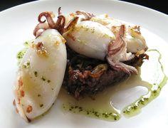 cuina generosa: calamarsets amb ceba i botifarra negra