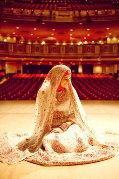 Kecantikan Sempurna Gaun Pengantin Muslimah