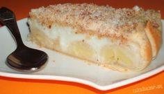 Skrytý banánový koláč