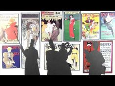 An exciting look into the history of poster art from Paris to Woodstock.    See our special exhibition, Byrd/Skolnick: A Tale of Two Posters, a retrospective of the work of David Edward Byrd and Arnold Skolnick: April 1, 2012 - July 22, 2012. http://www.bethelwoodscenter.org/bwevents/eventdetail.aspx?id=244    Video by Yaneff Design.