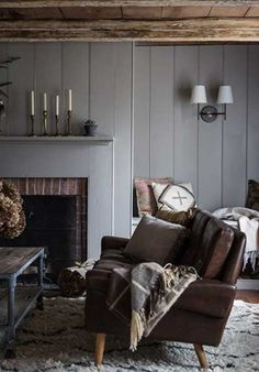 10 Beautiful Rooms - Mad About The House via jersey ice cream company