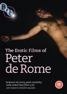Erotic Films of Peter De Rome [Import anglais]: Amazon.fr: Peter De Rome, film movie Classic, film movie Erotic, The Erotic Films of Peter D...