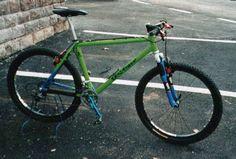 Gary Fisher Supercaliber 1998 26er V-brake