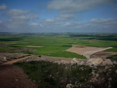 The Meseta - Camino de Santiago, Spain