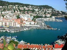 Nice, in the French Riviera