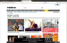 All Links in Two Topics of Indiatimes (indiatimes.com) Are Vulnerable to XSS Attacks