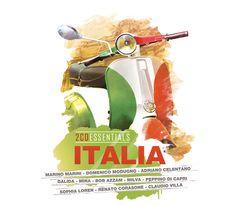 ITALIA - #MarinoMarini #DomenicoModugno #AdrianoCelentano #Dalida #Mina #BobAzzam #Milva #PeppinoDiCapri #SophiaLoren #RenatoCorasone #ClaudioVilla #Essentials