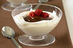 Low-Fat Pudding in a Cloud