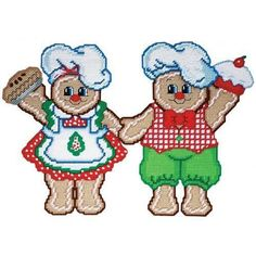 GINGERBREAD CHEFS      9/9