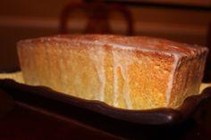 Organic Gluten Free Pound Cake