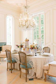 Romantic Garden Wedding | ElegantWedding.ca