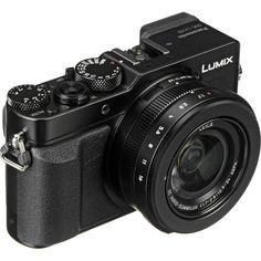 Panasonic LUMIX DMC-LX100 Digital Camera (Black) DMC-LX100K B&H
