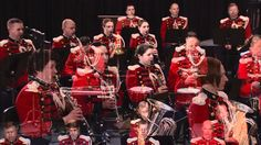 """John Philip Sousa's March, """"The Stars and Stripes Forever"""" played by the Marine Corps Band {Love it!!  JF}"""