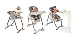 Chaise haute Polly Magic | Repas | Site officiel Chicco.fr