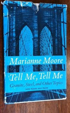 marianne moore book covers - Google Search