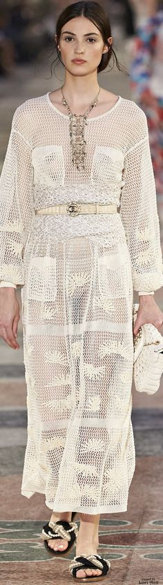 Chanel Resort 2017                                                                                                                                                      More