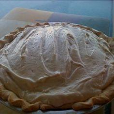 Peanut Butter Pie - Toh
