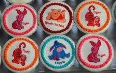Winnie the Pooh characters via Family Holiday