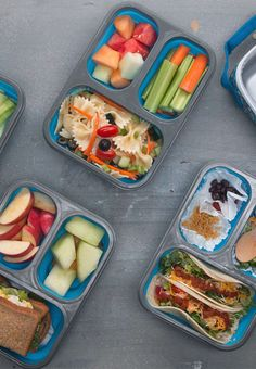 Here's How To Make 4 School Lunches For Your Kids With 1 Rotisserie Chicken